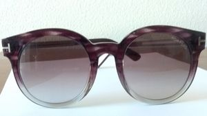 TOM FORD - Tracy Sunglasses. Never worn!!